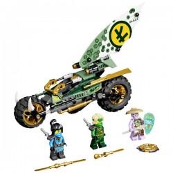 71745 LEGO® NINJAGO Bicicletta nella giungla di Lloyd