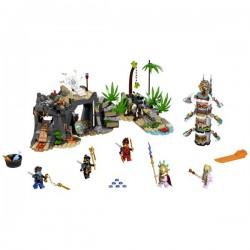 71747 LEGO® NINJAGO Il villaggio dei guardiani
