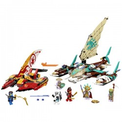 71748 LEGO® NINJAGO Duello dei catamarano