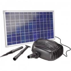 Esotec Garda 101762 Kit pompa solare per torrente 2480 l/h