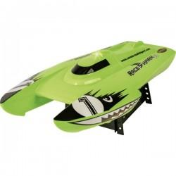 Carson Modellsport Race Shark FD Motoscafo modello 100% RtR 395 mm