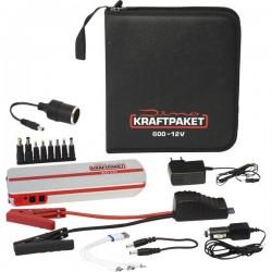 Sistema di accensione rapido Dino KRAFTPAKET 136102 Corrente davviamento ausiliaria (12 V) 300 A