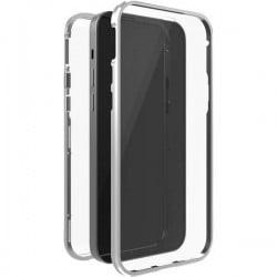 Black Rock 360° Glass Backcover per cellulare Apple Argento