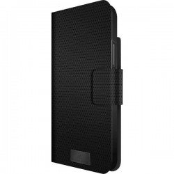 Black Rock Wallet 2in1 Custodia a libro Booklet Apple Nero