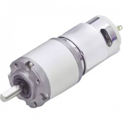 Motoriduttore DC Drive-System Europe DSMP320-12-0014-BF 12 V/DC 0.53 A 0.08 Nm 373 giri/min Diametro albero: 6 mm