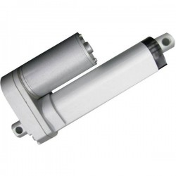Cilindro elettrico 12 V/DC Lunghezza corsa 300 mm 150 N Drive-System Europe DSZY1-12-05-A-300-IP65