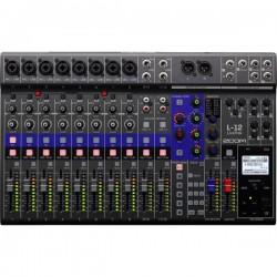 Zoom L-12 Registratore audio Nero