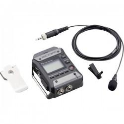 Zoom F1-LP Registratore audio Nero