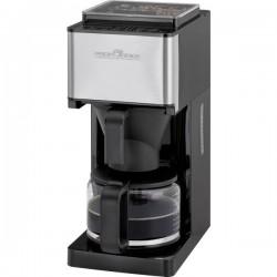 Profi Cook PC-KA 1138 Macchina per il caffè Nero, acciaio inox Capacità tazze 10 Con macina caffè