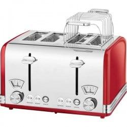Profi Cook PC-TA 1194 Tostapane Rosso