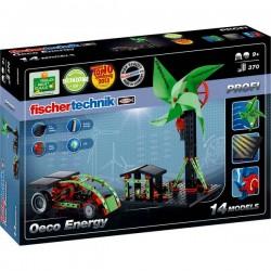Kit di costruzione PROFI Oeco Energy di fischertechnik