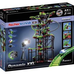 fischertechnik 544619 Dynamic XXL Kit da costruire da 9 anni