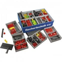 fischertechnik 554195 Creative Box Basic Kit, Esperimenti, Meccanica, lezioni private Kit esperimenti da 7 anni