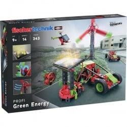 fischertechnik 559879 Green Energy Kit da costruire da 9 anni