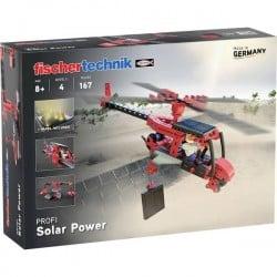 fischertechnik 559882 Solar Power Kit da costruire da 8 anni