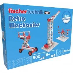 fischertechnik 559885 Retro Mechanics Kit da costruire da 9 anni