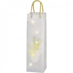 Hellum 570984 Uve dorate Bianco caldo LED (monocolore) Bianco, Oro