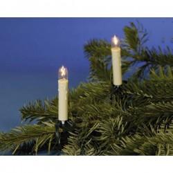 Hellum 611533 Illuminazione per albero di natale interno rete elettrica Numero di lampadine 15 Lampada ad incandescenza