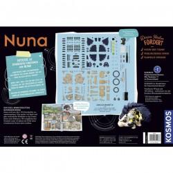 Kosmos Robot in kit da montare Nuna KIT da costruire, Robot giocattolo 620066