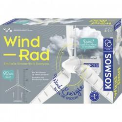 Kosmos 620592 Windrad Esperimenti, Kit, Energie rinnovabili Kit esperimenti 8 - 14 anni