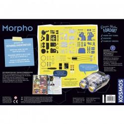 Kosmos Robot in kit da montare Morpho 3in1 KIT da costruire, Robot giocattolo 620837