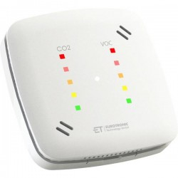 Eurotronic 700209 Sensore qualità dellaria rete elettrica Rileva Anidride carbonica
