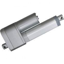 Drive-System Europe Cilindro elettrico DSZY1-12-20-300-POT-IP65 1386438 Lunghezza corsa 300 mm 1 pz.