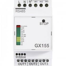 C-Control GX155 Modulo GSM 110 V/AC, 230 V/AC Funzioni: Allarme, Commutazione