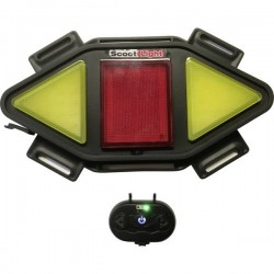 Profi Power 2220100 Scoot-Light M Fanale posteriore supplementare (L x L x A) 210 x 125 x 15 mm
