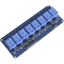 Modulo relè scheda a 8 vie SEEIT Adatto per (scheda): Arduino, Raspberry Pi, pcDuino
