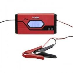 Profi Power 2913909 Caricatore automatico, Caricatore 12 V 7.5 A, 15 A