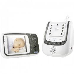 NUK 10256296 Babyphone con camera Digitale 2.4 GHz