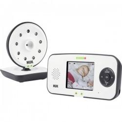 NUK 550VD 10.256.441 Babyphone con camera Digitale 2.4 GHz