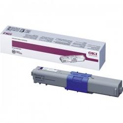 OKI 44469705 Cassetta Toner Magenta 2000 pagine Toner Originale C330 C331 C510 C511 C530 C531 MC351 MC352 MC361 MC362
