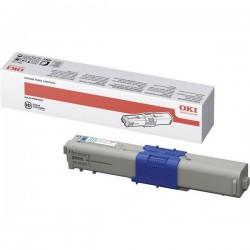 OKI 44469706 Cassetta Toner Ciano 2000 pagine Toner Originale C330 C331 C510 C511 C530 C531 MC351 MC352 MC361 MC362