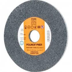 PFERD 44691632 POLINOX-compatto mola PNER-MW 15006-25,4 SiC F 150 mm 5 pz.