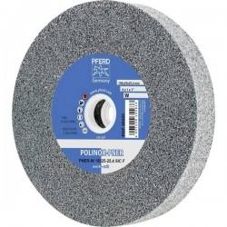 PFERD 44691667 Disco abrasivo compatto POLINOX 150 x 25,4 mm carburo di silicio SiC fine Modello morbido 150 mm 1 pz.