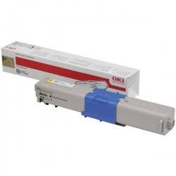 OKI 44973533 Cassetta Toner Giallo 1500 pagine Toner Originale C301 C321