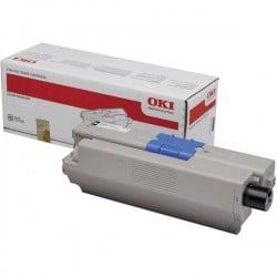 OKI 44973536 Cassetta Toner Nero 2200 pagine Toner Originale C301 C321