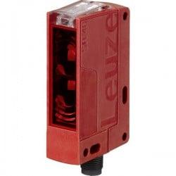 Leuze Electronic Fotocellula a riflessione PRK46C/4P-M12 50127012 Polarizzatore, Commutazione con la luce, Commutazione