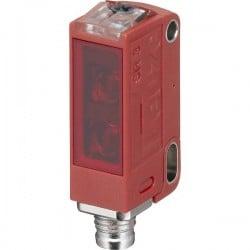 Leuze Electronic Fotocellula laser a riflessione a tasteggio HT3CL1/4P-M8 50129391 Soppressione luce di sfondo,