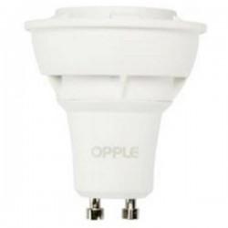 Opple 140044674 LED (monocolore) Classe energetica A+ (A++ - E) GU10 2 W 20 W Bianco caldo (Ø x L) 50 mm x 57 mm 1