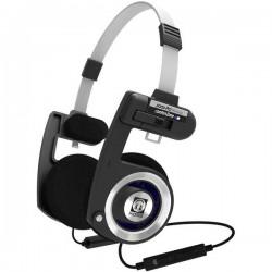 KOSS PORTAPRO Wireless Bluetooth On Ear cuffia auricolare Cuffia On Ear headset con microfono, regolazione del volume