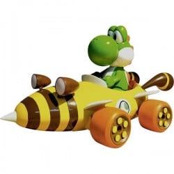 Carrera RC 370181065 Mario Kart Bumble V, Yoshi 1:18 Automodello per principianti Elettrica Auto stradale