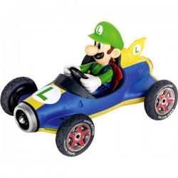 Carrera RC 370181067 Mario Kart Mach 8, Luigi 1:18 Automodello per principianti Elettrica Auto stradale