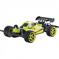 Carrera RC 370183012 Lime Star 1:18 Automodello per principianti Elettrica Monstertruck 4WD incl. Batteria, caricatore e