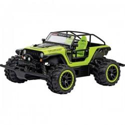 Carrera RC 370183019 Jeep Trailcat -AX- 1:18 Automodello per principianti Elettrica Fuoristrada incl. Batteria e