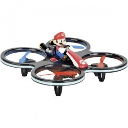 Carrera RC Nintendo Mini Mario Copter Quadricottero RtF Principianti