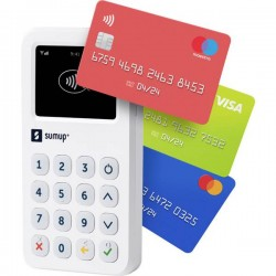 Sumup 3G + Wifi Lettore smart card