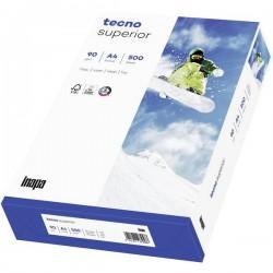 Inapa Tecno Superior 2100011538 Carta universale per stampanti DIN A4 90 g/m² 500 Foglio Bianco